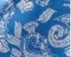 Blue Paisley Plus