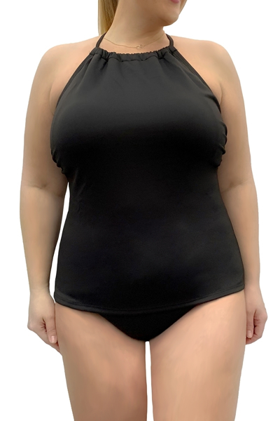 Picture of CRISSCROSS BACK SWIM TOP