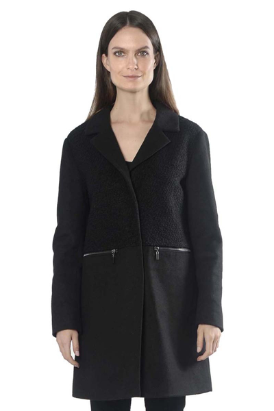 Picture of MIXED WOOL COAT